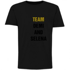 Team Demi and Selena Kids
