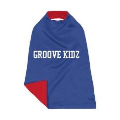 Groove Kidz Toddler Cape