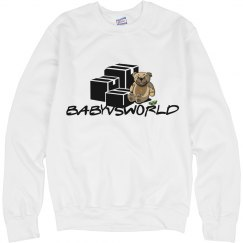 BABYVSWORLD SUPPLY & DEMAND CREWNECK