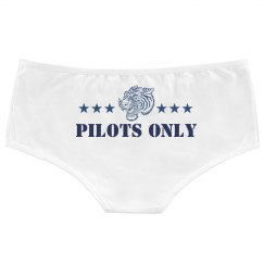 Pilots Only Underwear