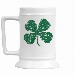 Four Leaf Clover (Dark Green)