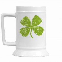 Four Leaf Clover (Lime)