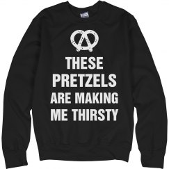 These Pretzels