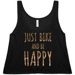Just Bike Metallic Tank