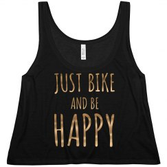 Just Bike Metallic Tank