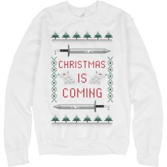 Christmas Winter Is Coming