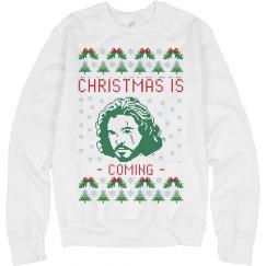 John's Christmas Is Coming