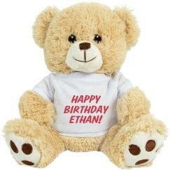 Happy Birthday Ethan