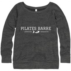 Sweatshirt Pilates Barre