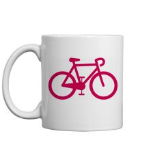 Bicycle Mug