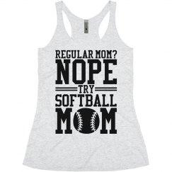 One Awesome Softball Mom