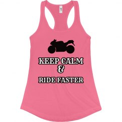 Ride Faster