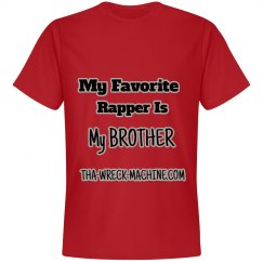 favorite rapper brother tee