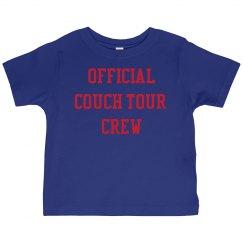 Blue & Red Crew