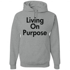 Living On Purpose Sweatshirt