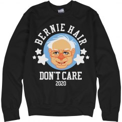Bernie Only Cares About Politics