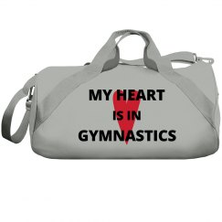 My heart is in gymnastics