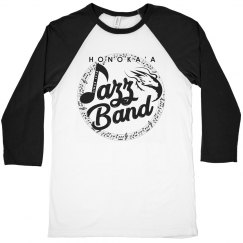 Jazz Band NEW RAGLAN