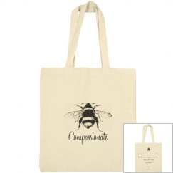 Bee Compassionate Tote
