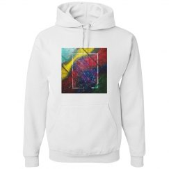 AbstractEnergy Sweatshirt- Jazzy Art