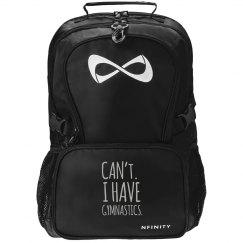 Can't I have gymnastics bag