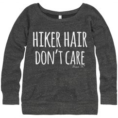 Hike Hair Don't Care