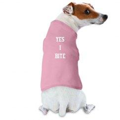 Yes I Bite -1