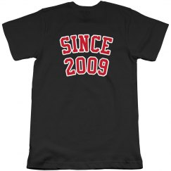 Since 2009