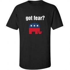 Got Fear? Tall