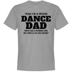 Oh That Dance Dad Pride