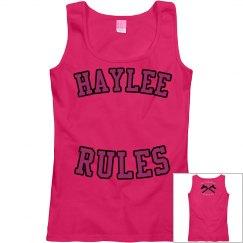 haylee rules