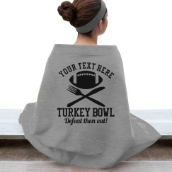 Toasty Turkey Bowl Girl