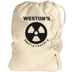 WESTON. Laundry bag