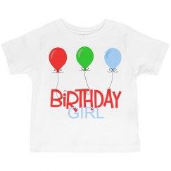 Birthday Girl Shirt
