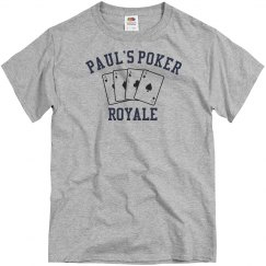 Paul's Poker Royale