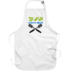 G-Pa Always grilling Apron