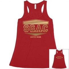 SGAC Crop Metallic