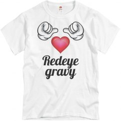 I love redeye gravy