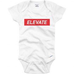 Elevate Baby Onesie