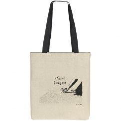 I Support Pulling Out - Canvas Tote Bag