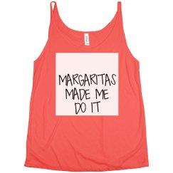 Margaritas SCRIPT Slouchy