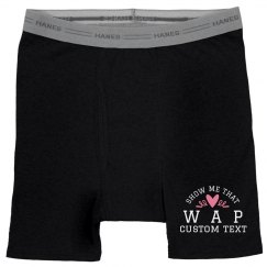 Funny WAP Custom Briefs