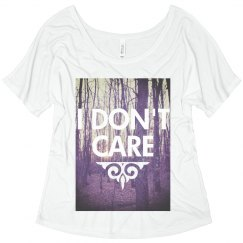 Don't Care Photo