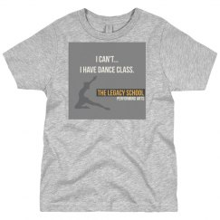 """LSPA """"I can't/I have dance class"""""""