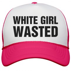 White Girl Wasted Neon