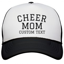 Customizable Cheer Mom Hat