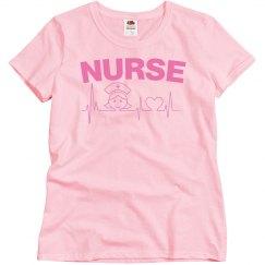 Nurse Heartbeat