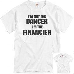 Financier Tee