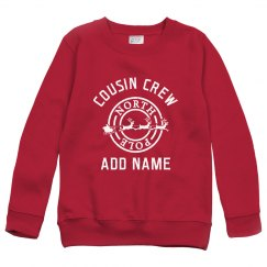 Custom Name Cousin Crew