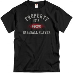 Hot Baseball Player